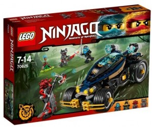Конструктор LEGO Ninjago 'Самурай VXL' (70625)