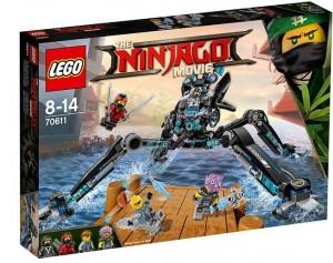 Конструктор LEGO Ninjago 'Водяной Робот' (70611)