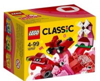 Конструктор Lego Classic 'Красный набор для творчества' (10707)
