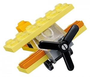 фото Конструктор Lego Classic 'Оранжевый набор для творчества' (10709) #4