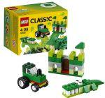 фото Конструктор Lego Classic 'Зеленый набор для творчества' (10708) #2