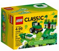 Конструктор Lego Classic 'Зеленый набор для творчества' (10708)