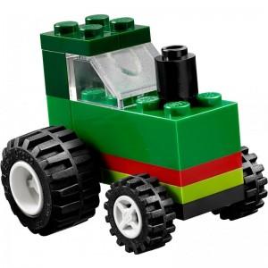 фото Конструктор Lego Classic 'Зеленый набор для творчества' (10708) #3