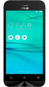Смартфон Asus ZenFone Go DualSim Black (ZB500KG-1A001WW)
