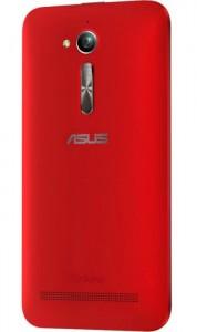фото Смартфон Asus ZenFone Go DualSim Red (ZB500KG-1C006WW) #5