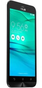 фото Смартфон Asus ZenFone Go DualSim White (ZB500KG-1B005WW) #2