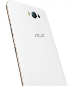 фото Смартфон Asus ZenFone Max DualSim White (ZC550KL-6B043WW) #3