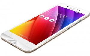 фото Смартфон Asus ZenFone Max DualSim White (ZC550KL-6B043WW) #2