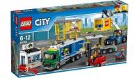 Конструктор Lego City 'Грузовой терминал' (60169)