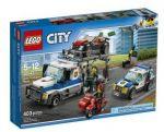 Конструктор Lego City 'Ограбление грузовика' (60143)