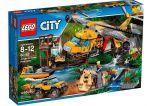 Конструктор Lego City 'Вертолёт для доставки грузов в джунгли' (60162)