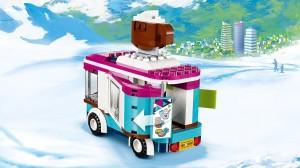 фото Конструктор Lego Friends 'Горнолыжный курорт: фургончик по продаже горячего шоколада' (41319) #4