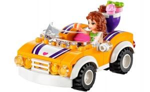 фото Конструктор Lego Friends 'Магазин замороженных йогуртов' (41320) #4