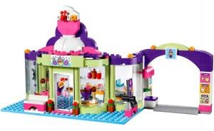 фото Конструктор Lego Friends 'Магазин замороженных йогуртов' (41320) #3