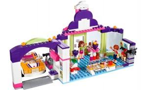 фото Конструктор Lego Friends 'Магазин замороженных йогуртов' (41320) #6