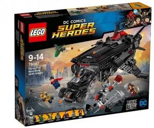 Конструктор Lego Super Heroes 'Нападение с воздуха' (76087)