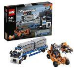 Конструктор Lego Technic 'Контейнерный терминал' (42062)