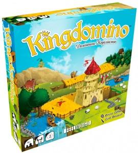 Настольная игра Feelindigo 'Kingdomino' (рос.) (206194)