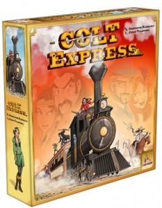 Настольная игра Ludonaute  'Кольт Экспресс (Colt Express UA)'