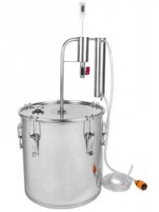 Подарок Дистиллятор с охладителем и отстойником (30 литров) (340130)