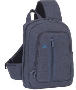 Рюкзак для ноутбука 13.3' Riva Case 'Grey' (7529)