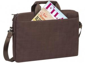 фото Сумка для ноутбука 15.6' Riva Case 'Brown' (8335) #3