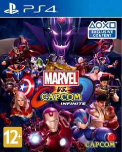 скриншот Marvel vs. Capcom: InfinitePS4 #2
