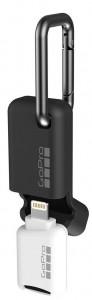 Кардридер GoPro QUIK KEY (iPhone/iPad) для редактирования и хранения видео  (AMCRL-001-EU)