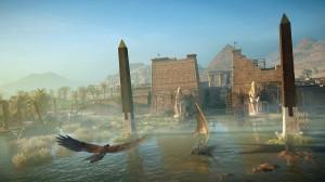 скриншот Assassin's Creed Origins GODS Collector's Edition PS4 - Assassin's Creed: Origins. Коллекционное издание - Русская версия #5