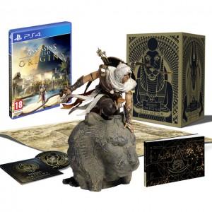 скриншот Assassin's Creed Origins GODS Collector's Edition PS4 - Assassin's Creed: Origins. Коллекционное издание - Русская версия #3