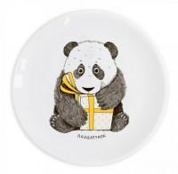 Подарок Детская тарелка 'Пандарунок'