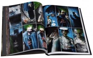 фото страниц Бэтмен. Лечебница Аркхем. Дом скорби на скорбной земле #7