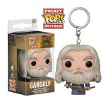 фигурка Брелок Pocket POP! Keychain: LOTR/Hobbit: Gandalf (14038)