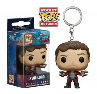 фигурка Брелок Pocket POP! Keychain: Marvel Guardians O/T Galaxy 2: Star-Lord (13216)