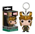 фигурка Брелок Pocket POP! Keychain: Marvel: Loki (4985)