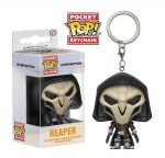 фигурка Брелок Pocket POP! Keychain: Overwatch: Reaper (14311)