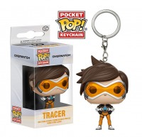 фигурка Брелок Pocket POP! Keychain: Overwatch: Tracer (14312)