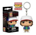 фигурка Брелок Pocket POP! Keychain: Stranger Things: Dustin (14229)