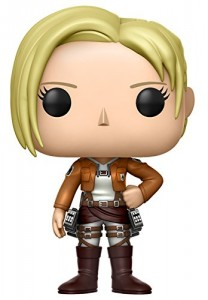 фото Фигурка Funko POP! Vinyl: Attack on Titan: Annie Leonhart (14194) #2