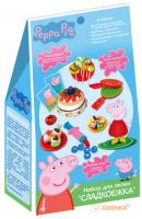 Наборы для лепки 'Сладкоежка' Peppa Pig