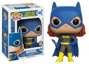 фигурка Фигурка Funko POP! Vinyl: Heroic Batgirl (11529)