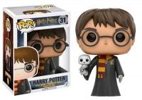 фигурка Фигурка Funko POP! Harry Potter: Harry with Hedwig (11915)