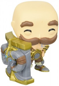 фото Фигурка Funko POP! Vinyl: League of Legends: Braum (10304) #2