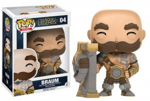 фигурка Фигурка Funko POP! Vinyl: League of Legends: Braum (10304)
