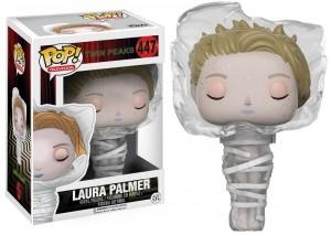 фигурка Фигурка Funko POP! Vinyl: Twin Peaks: Laura Palmer in Plastic Wrap (12696)