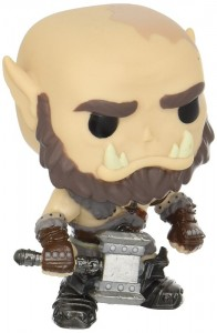 фото Фигурка Funko POP! Vinyl: Warcraft: Orgrim (7472) #2