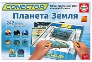 Настольная игра EDUCA 'Викторина Планета Земля' (EDU-16823)