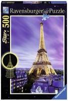 Пазл светящийся Ravensburger 'Прекрасная Эйфелевая башня 500 элементов' (RSV-148981)