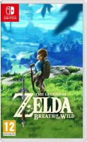 игра The Legend of Zelda: Breath of the Wild (Switch)