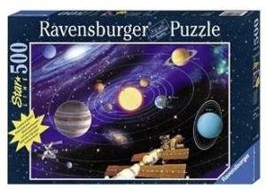 Пазл светящийся Ravensburger 'Солнечная система